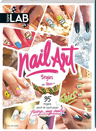 Nail Art Styles - Naildesign Buch