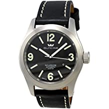 Glycine Incursore Automatic Stainless Steel Mens Strap Swiss Watch Calendar 3874.19 LB9B