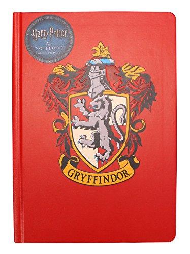 Schreiben Wappen (Harry Potter A5 Notizbuch - Gryffindor Wappen)