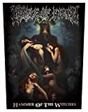 Cradle Of Filth Hammer of the Witches Backpatch