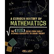 A Curious History of Mathematics: The Big Ideas from Early Number Concepts to Chaos Theory by Joel Levy (2014-02-04)