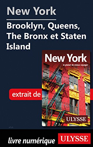 Descargar Libro New York Brooklyn Queens, The Bronx et Staten Island de Collectif