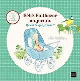 Bébé Balthazar au jardin - Qu'est-ce que je sens ?