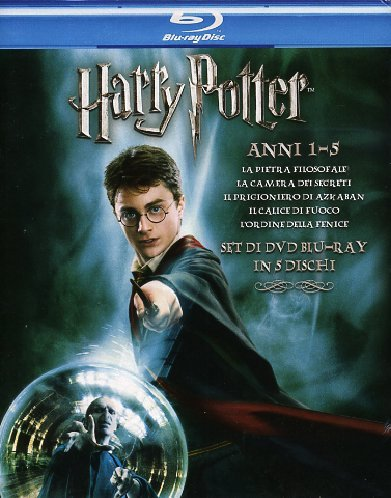Harry About - Anni 1-5 [Blu-ray] [IT Import]