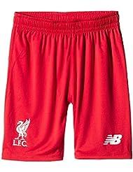Liverpool FC 2015/16 Enfants - Short de Foot à Domicile - Rouge