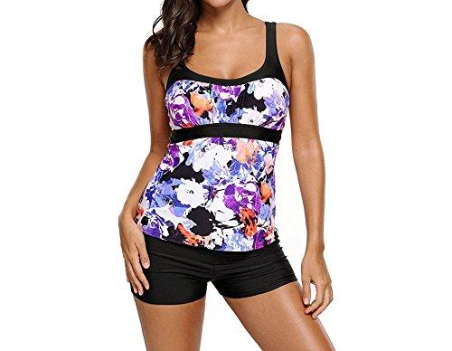 Swimwear Split Swimsuit Swab Sling Top Plus Size Swimsuit