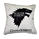 Desirica Printed Cushion Cover-Game of Thrones Series