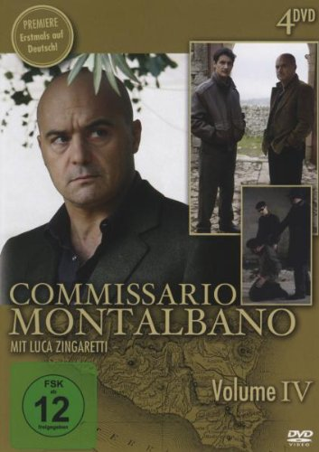 »Il Commissario Montalbano: Box 4 (13-16)«