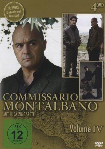 Commissario Montalbano - Volume IV [4 DVDs]