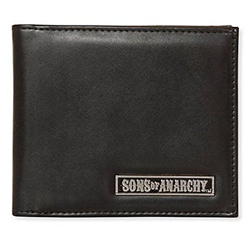 SONS OF ANARCHY - Logo - Oficial Cartera - Negro, OS