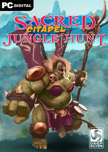 Sacred Citadel Jungle Hunt DLC