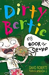 My Book of Stuff (Dirty Bertie)