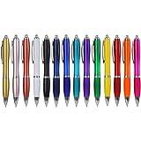 Kugelschreiber Dynamic 100 Stück mit Druck Werbung Logo