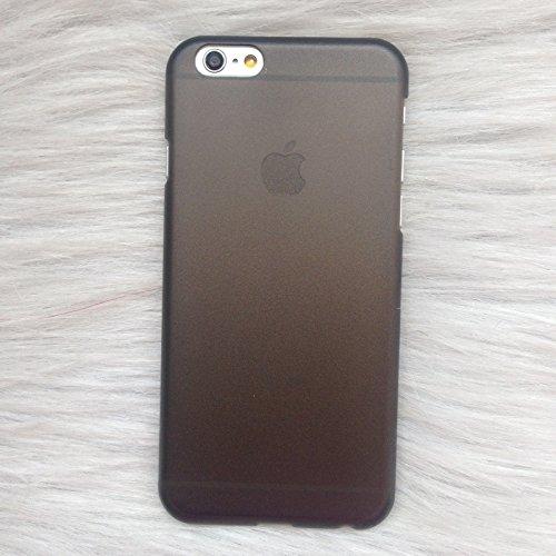 Coque iPhone 6/6S , iNenk® Créatrice de mode téléphone Shell marée Etui PC couverture mince dépoli Potective manche mode matière housse mignon-rouge Rose