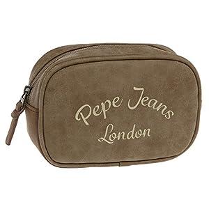 Pepe Jeans Original Neceser de Viaje, 1.12 litros, Color Rojo