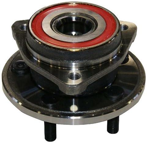 GMB 720-0080 Wheel Bearing Hub Assembly by GMB