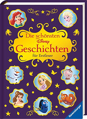 Die schönsten Disney Geschichten für Erstleser -