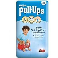 Huggies Pull-UpsDisney-Pixar Cars Dimensioni Bambino Di 6 Vasino Formazione Pantaloni - 1 X 12