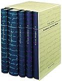 Image de Auswahl aus dem Werk in fünf Bänden: Band 1: In Stahlgewittern. Band 2: Das erste Pariser Tagebuch... Band 3: Auf den Marmorklippen... Band 4: Das a
