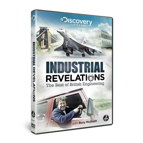 Best Of British Engineering With Rory Mcgrath (3DVDs)