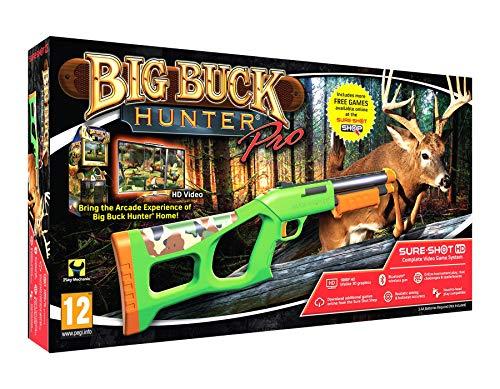 Sure Shot HD Big Buck Hunter Pro Videospielsystem -