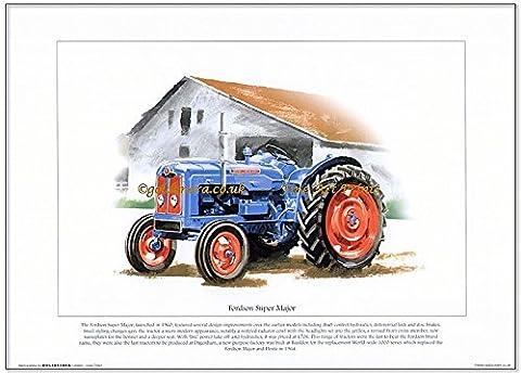 FORD Super Major Tracteur