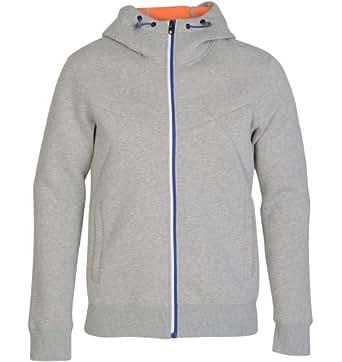 BenchHerren Sweatshirt, Einfarbig Durchsichtig Grau Grau