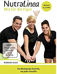 "'nutral inea® DVD ""Mix para la figura con Barbara Klein & Andy Sasse"