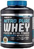 Biotech USA Nitro Pure Whey Bourbon-Vanille, 1er Pack (1 x 2.27 kg)
