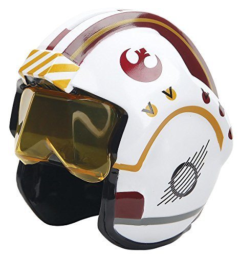 Piggy bank helmet X-Wing. Luke Skywalker. Star Wars