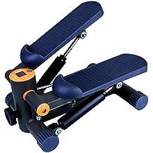 Spokey Unisex escalera mecánica Stepper, color naranja, talla única
