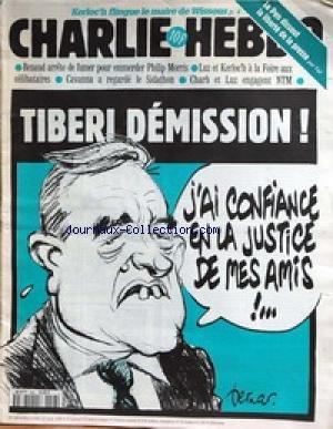 CHARLIE HEBDO [No 208] du 12/06/1996 - L...