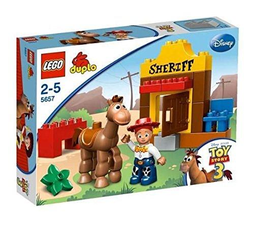 LEGO Duplo Toy Story 5657 - Jessies Wache (Aus Baby Story Toy)