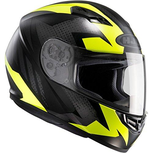 HJC CS-15 Treague MC4HSF Motorrad Helm, XXL