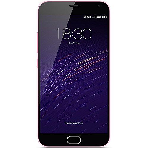 Meizu M2 Note Smartphone, Dual SIM, 16GB, Rosa [EU]
