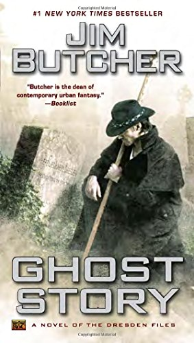Ghost Story (Dresden Files (ROC Paperback))