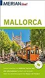 MERIAN live! Reiseführer Mallorca: Mit Extra-Karte zum Herausnehmen