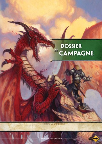 Play Factory - Dungeons & Dragons 4.0 : Dossier de Campagne