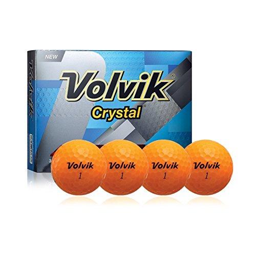 Volvik Balles de Golf Cristal (Douze), Mixte, VV0000090,...