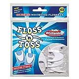Staino Floss n Toss Zahnseidensticks, 40 Stück