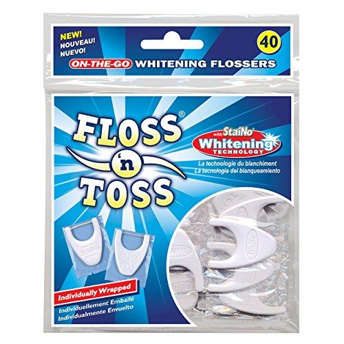 Staino Zahnseide Floss n Toss im Test