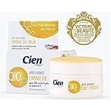 Effetto: cura la pelle anspruchvolle, dona una umidità, azione rapida e protegge la pelle dagli agenti esterni. Questa crema giorno sviluppa il suo effetto ottimale in combinazione con il Cien Notte Crema Q10. Antirughe: il complesso Lift g-a...