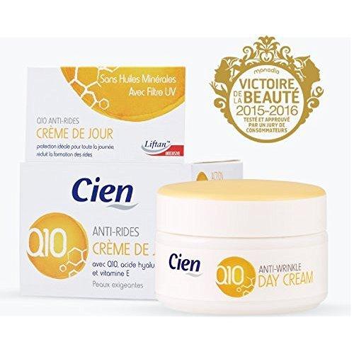 Cien Q10 Gesichtscreme Anti-Falten Tagescreme