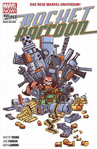 Rocket Raccoon: Bd. 3: Krawall im All