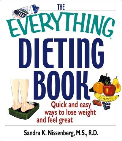 The Everything Dieting Book by Sandra K. Nissenberg (2002-09-03)