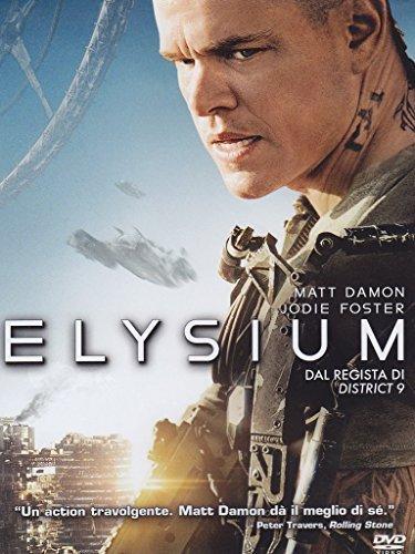 DVD DVD ELYSIUM by matt damon