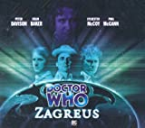 Zagreus (Doctor Who) by Barnes, Alan, Russell, Gary (2003) Audio CD