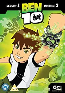 ben 10 season 1 volume 3 dvd 2009 tara strong paul eiding meagan smith. Black Bedroom Furniture Sets. Home Design Ideas