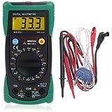 Mastech MS8233C 3 en 1 Multimètre numérique avec Test de température ou tension Sans contact