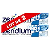 Zendium Dentifrice Protection Complete 75ml - Lot de 2